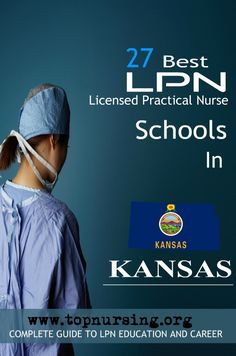 Best Licensed Practical Nursing Schools in Kansas
