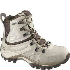 """Merrell Women's Whiteout 8 Waterproof Ankle Boots in """"Aluminum. Snow Boots, Winter Boots, Suit Shoes, Hiking Boots Women, Merrell Shoes, Boots Online, Sneaker Boots, Waterproof Boots, Discount Shoes"""
