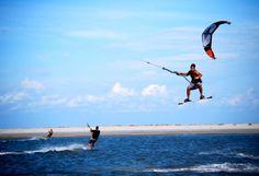 Pro Kiteboarder, Noah Simon