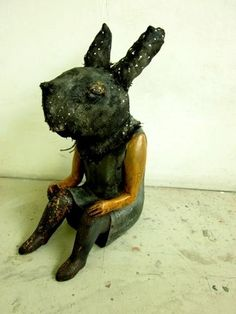 Kerry Jameson remade - hare