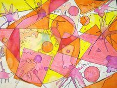 Geometric vs. Organic shapes
