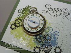 stampin up clockworks   Stampin Up! supplies: