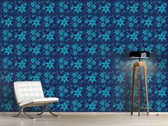 Design #Tapete Nachtzauberwald Filigranes Design, Bouquet, Self Adhesive Wallpaper, Wall Papers, Nice Asses, Bouquets