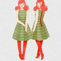 Gather Mortmain Dress (Beginner) £13.00 - Sizes UK8-18