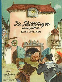Erich Kästner / Die Schildbürger by micky the pixel, via Flickr