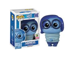 Sparkle Hair Sadness - Inside Out - SDCC 2015 Exclusive