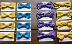 Wear me to.... Bow Ties