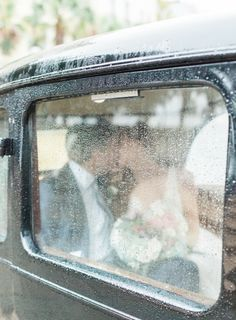 April Showers – couples who showed a little rain can make your big day
