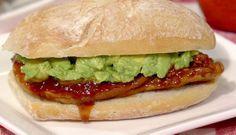 the chew | Recipe  | David Gordon's Summer California Chicken Sandwich