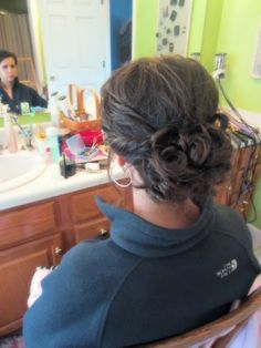 prom hair by Mickayla95