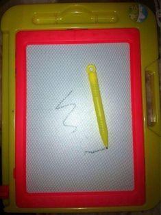 The original iPad: