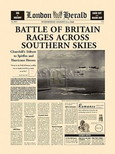 battle britain research paper Free battle of britain papers, essays, and research papers.