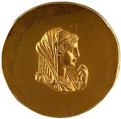 Olympias, mother of Alexander the Great