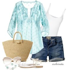 #shopkick #summerparty  Love this outfit for casual summer get togethers