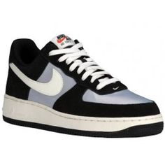 sale retailer c3b2f 16b94 Nike Air Force 1 Low - Men s - Basketball - Shoes - Black Wolf  Grey Sail-sku 20266002