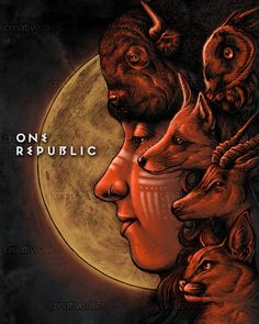 OneRepublic Poster by Namsing on CreativeAllies.com