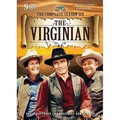 This release compiles every installment from the sixth episode of the popular western television series THE VIRGINIAN starring James Drury as a ranch foreman and his most trusty underling played by Do