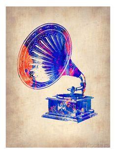 gramophone art - Google Search