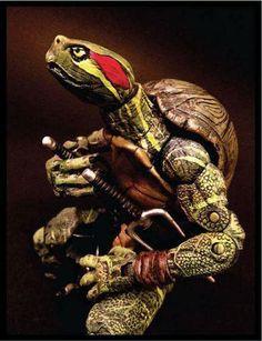 TOYSREVIL: Custom-Feature: Ninja Strike Raphael by STANJOKER