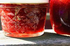 Strawberry Rhubarb & Caramelized Onion Jam