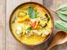 Poulet curry coco simplissime : Recette de Poulet curry coco simplissime - Marmiton
