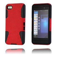 Shooter (Rød) Blackberry Z10 Cover