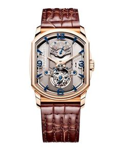 The Chopard Engine One Tourbillon watch