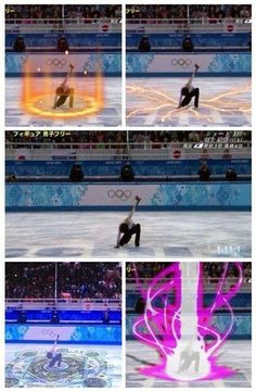 """Figure Skating, Or Powering Up? - Funny memes that """"GET IT"""" and want you to too. Get the latest funniest memes and keep up what is going on in the meme-o-sphere. Figure Skating Funny, Figure Skating Dresses, Sendai, Miyagi, Roller Skating, Ice Skating, Roller Derby, Yuzuru Hanyu Pooh, Ballet Stretches"""