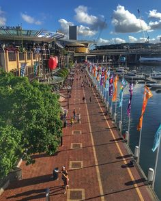 Chilling in Darling Harbour #sydney #sydneylife #ilovesydney #city #cityscape #darlingharbour #hdr #flags #picoftheday #instagood #instadaily #harbour #harbourside #iphoneography #iphone6splusphoto #iphonephotography #australia #sydney_insta by jeffrey_belista Follow @cutephonecases: iPhone 6S Plus Photography http://ift.tt/1JPQ2G2 to see more: #iPhone6SPlus #Photography #Photographer #Photo #Photos #Picture #Pictures #Camera #Only #Pic #Pics.
