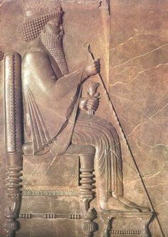 Darius I (Old Persian: Dārayava(h)uš; New Persian: داریوش یکم هخامنشی c. 550–486 BCE) was the third king of the Persian Achaemenid Empire. Also called Darius the Great, he ruled the empire at its peak, when it included much of West Asia, the Caucasus, Central Asia, parts of the Balkans, portions of north and northeast Africa including Egypt, eastern Libya, coastal Sudan, Eritrea, as well as most of Pakistan, the Aegean Islands and northern Greece / Thrace-Macedonia.