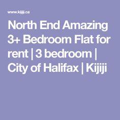 North End Amazing 3+ Bedroom Flat for rent | 3 bedroom | City of Halifax | Kijiji