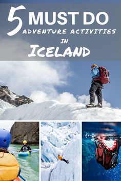 5 Must Do Adventure Activities in Iceland! | http://wanderthemap.com/2015/10/5-must-do-adventure-activities-in-iceland/