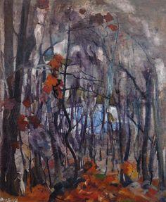 Boris Anisfeld (Bălți, Moldova 1878~1973  New London, CT)