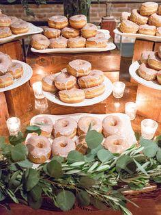 Doughnuts are always a good idea! This glazed doughnut dessert bar is pretty AND delicious. http://trib.al/gRoxqcY