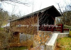 Memory Holders Photography #coveredbridge