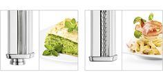 Lasagne- und Tagliatelle-Aufsätze für meine Bosch MUM 5