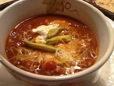 "Kitty's Kozy Kitchen: ""Better than Wendy's"" Chili"