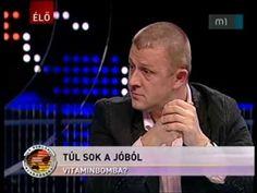 Dr Lenkei Gábor MTV1 vitaműsor 2008 12 21 03 - YouTube 21st, Youtube, Youtubers, Youtube Movies