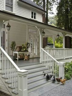 Want it! The Porch.