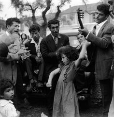 Lucien Clergue - His photographs of Romani (manouche) are so beautiful. Taken at Saintes Maries de la Mer, 1952 Gypsy Life, Gypsy Soul, Gypsy People, Bohemian People, Gypsy Living, Sainte Marie, Vintage Gypsy, Gypsy Wagon, Gypsy Caravan