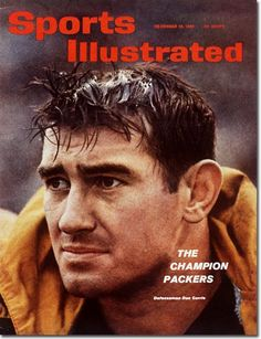 Friend of my dad's ... on the cover of SI.