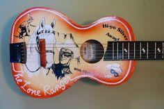"Jefferson ""Lone Ranger"" guitar"