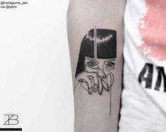 Gioacchino Morgese Tattoo - Terlizzi, Puglia, Italy CONCEPT : Mia Wallace / Pulp Fiction @instagiomo_zen
