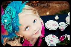 Tea Party Photo Session Ideas | Props | Prop | Child Photography | Clothing Inspiration| Fashion | Pose Idea | Poses | Little Girl