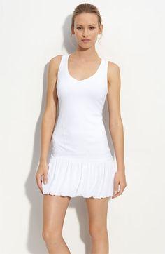 Tennis dress: LOVE it.  Y'know?