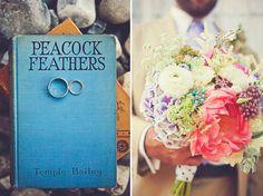 A Whimsical Wedding at Terrain: Elizabeth + Kevin