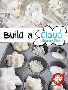 Build a Cloud Sensory Play