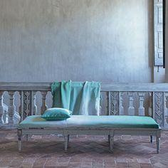 Saraille Jade Blanket | Designers Guild UK