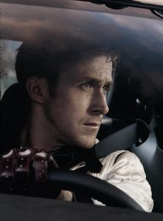 Ryan Gosling in Drive - Best film I've seen this year. Ryan Gosling Drive, Drive 2011, Leather Driving Gloves, Penelope, Did You Know Facts, Hey Girl, Poses, Good Movies, Make Me Smile