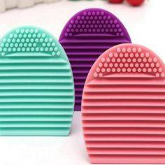 Make Up Scrubber Cleaning Glove